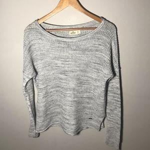 Hollister oversized knit Scoop Sweater size XS